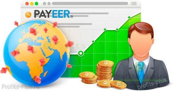 Как зарегистрироваться и пользоваться платежной системой Payeer